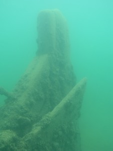 Bay City Shipwreck