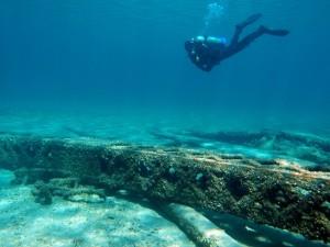 Haltiner Barge Shipwreck