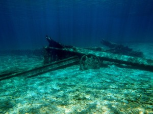 Haltiner Barge Shipwreck