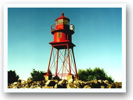 Litte Red Lighthouse