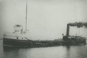 Steamer Monohansett Historical