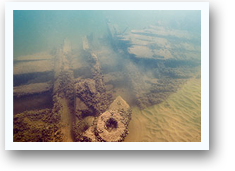 Shamrock Shipwreck