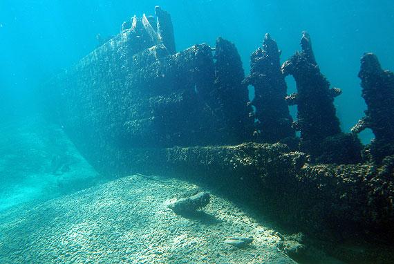 W.P. Rend Shipwreck